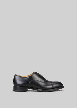 Armani Lace-ups Men leather lace-ups