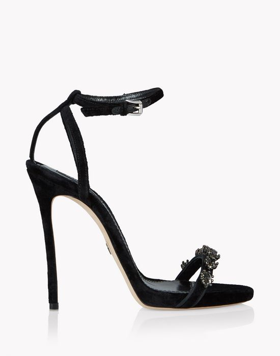evening treasures sandals shoes Woman Dsquared2