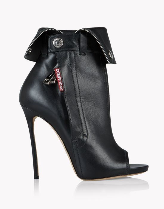 manitoba biker ankle boots calzado Mujer Dsquared2