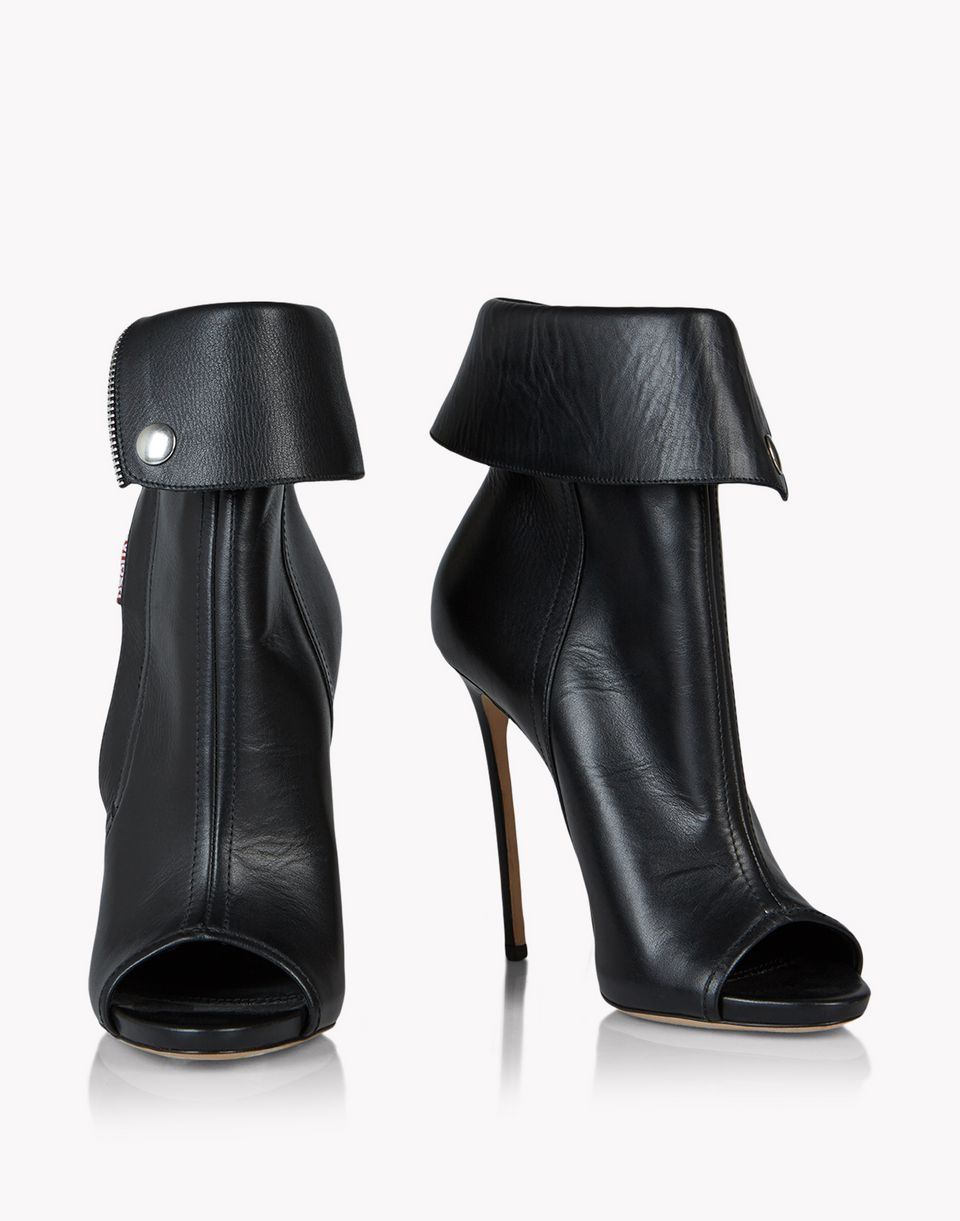 manitoba biker ankle boots shoes Woman Dsquared2
