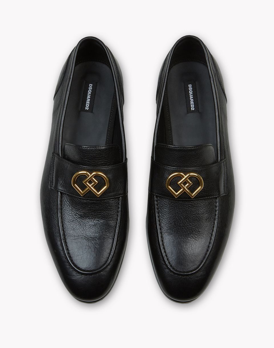 philippe loafers schuhe Herren Dsquared2