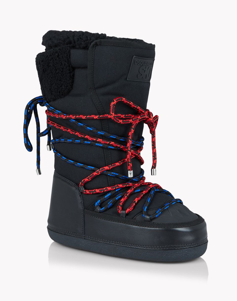 snow boots shoes Man Dsquared2