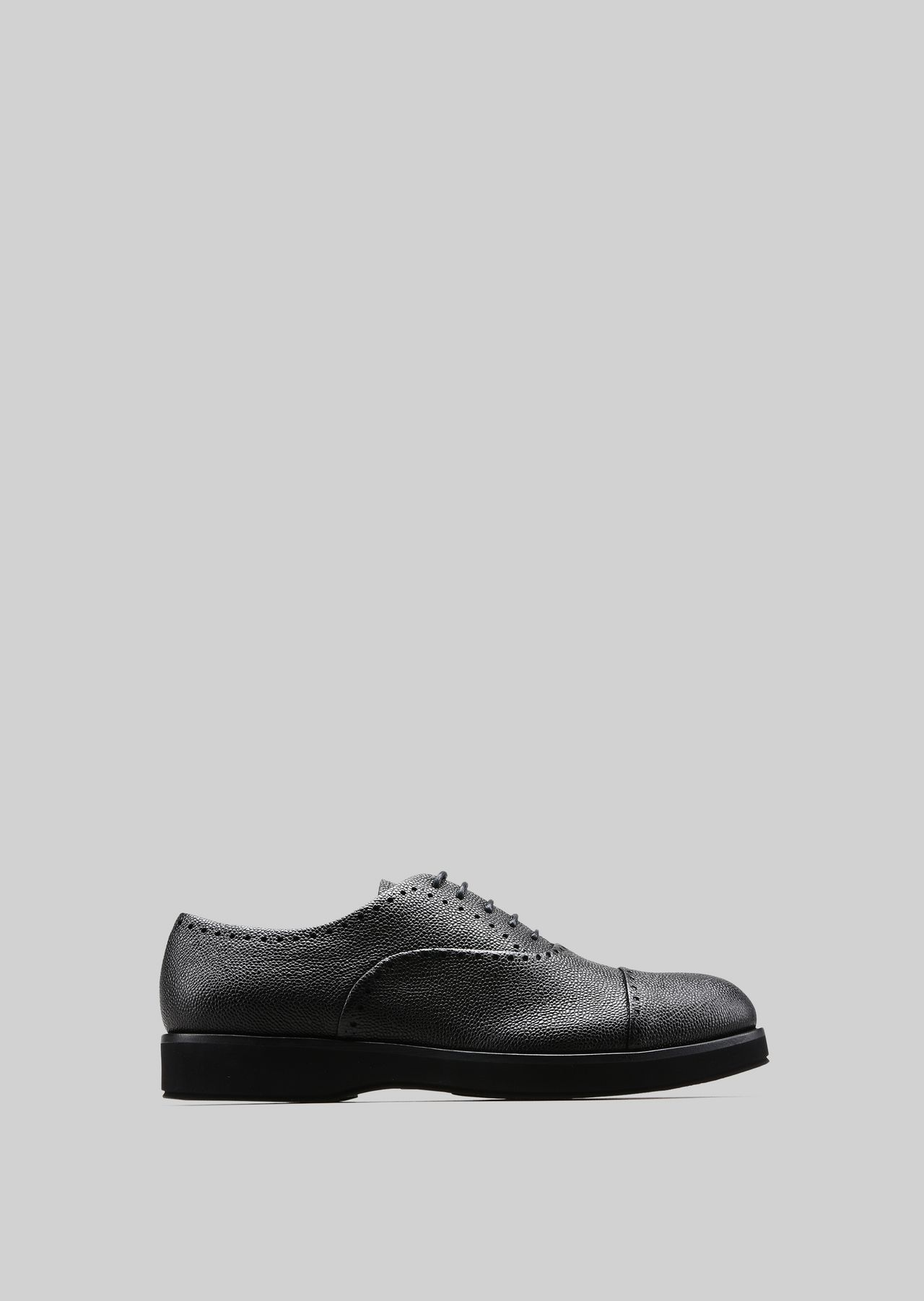 LEATHER BROGUES : Lace-ups Men by Armani - 0