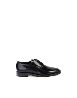 Womens Flats Jil Sander Leather Oxfords Black 6 5 Flats jilsander Best Selling