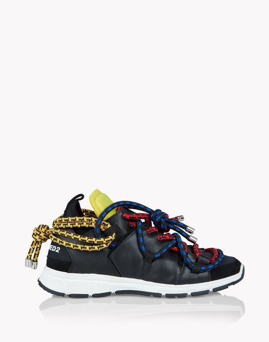 bungee jump sneakers scarpe Uomo Dsquared2