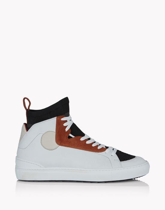 mitchell sneakers shoes Man Dsquared2