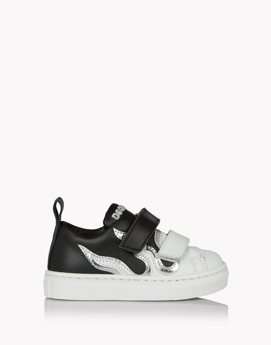 strap sneakers shoes Man Dsquared2
