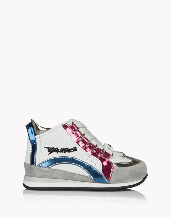 551 high-top sneakers shoes Woman Dsquared2