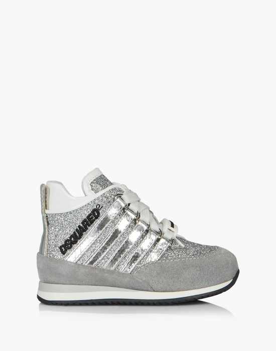 new runners high-top sneakers shoes Woman Dsquared2
