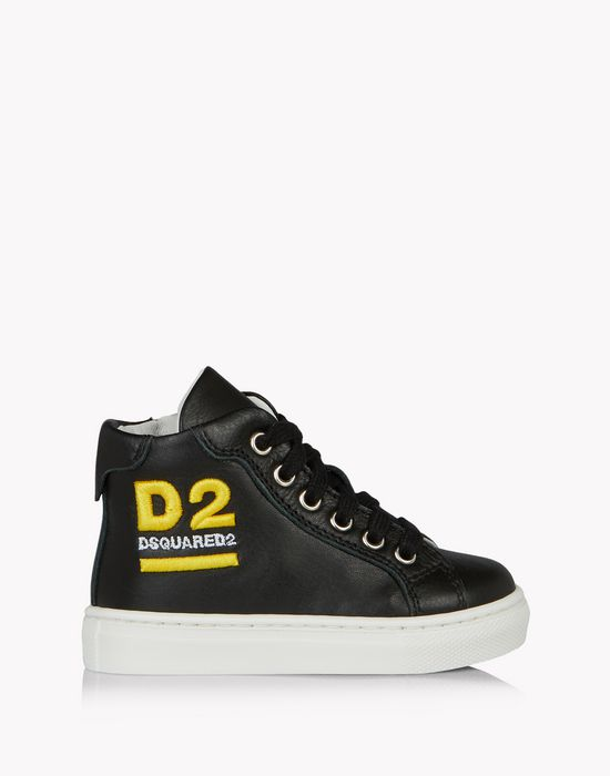 d2 high-top sneakers shoes Man Dsquared2