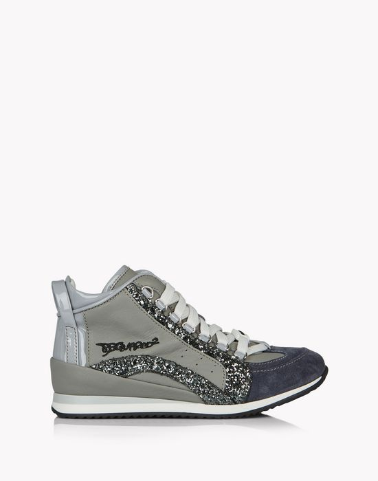 551 high-top sneakers schuhe Damen Dsquared2