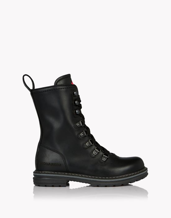laced-up boots shoes Man Dsquared2