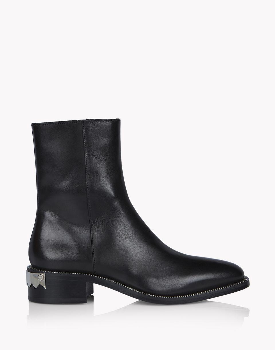 sparkle trap ankle boots shoes Woman Dsquared2