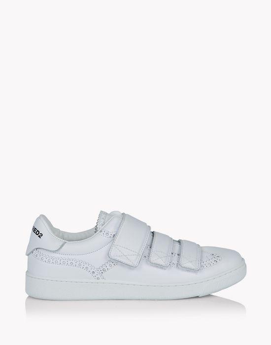 santa monica strap sneakers schuhe Damen Dsquared2