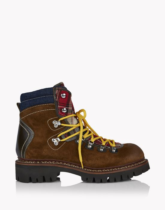 new st. moritz ankle boots shoes Man Dsquared2