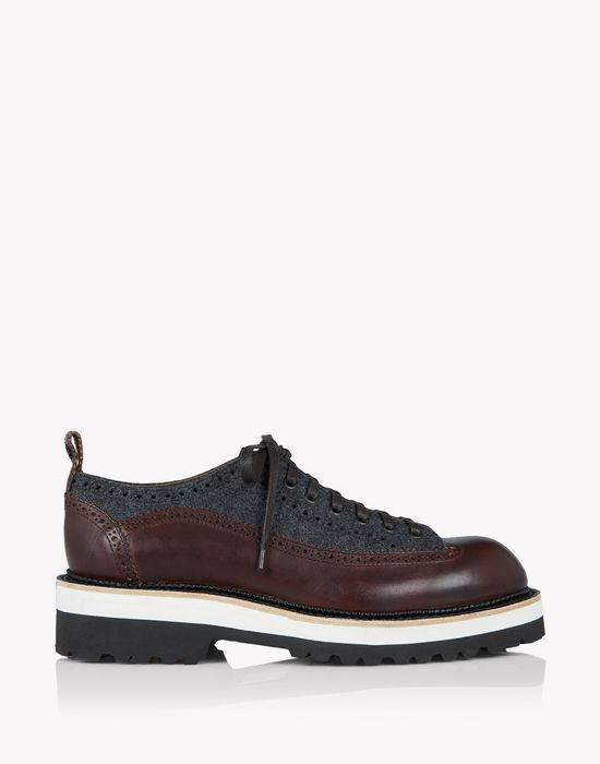 osaka lace-ups shoes Man Dsquared2