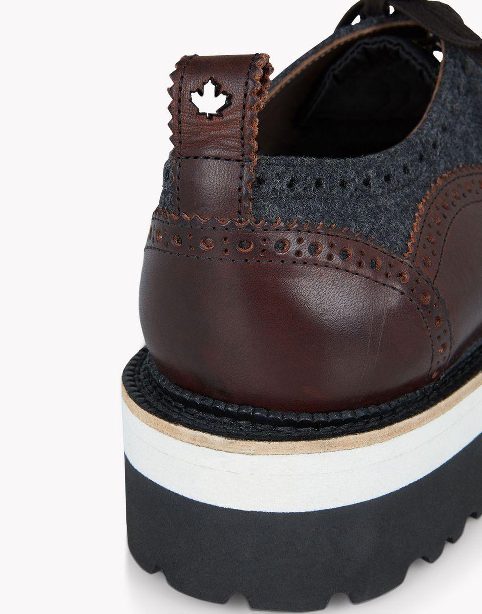osaka lace-ups shoes Man Dsquared2