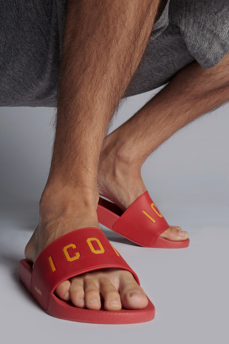 icon slides chaussures Homme Dsquared2