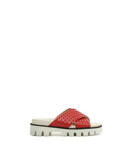 REDValentino Slippers Woman PQ2S0A21FMS F58 a