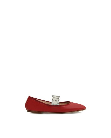 REDValentino 芭蕾鞋 女士 PQ2S0973HHU 0SQ a