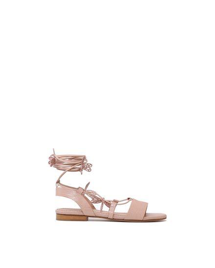 REDValentino Sandal Woman PQ2S0A33HDI 0MW a