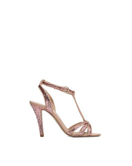 REDValentino High-heeled sandal Woman PQ2S0A45DYA 0ZA a
