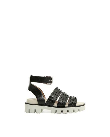 REDValentino Sandal Woman PQ2S0A52FMS 0NO a
