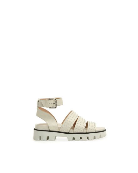 REDValentino Sandal Woman PQ2S0A52FMS 111 a