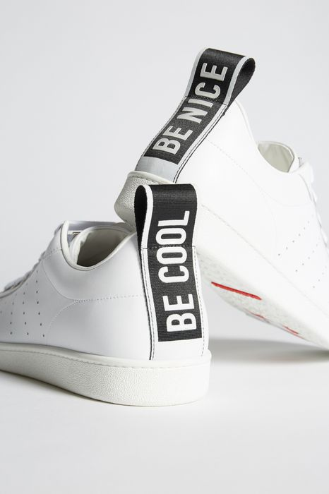 be cool be nice sneakers shoes Man Dsquared2