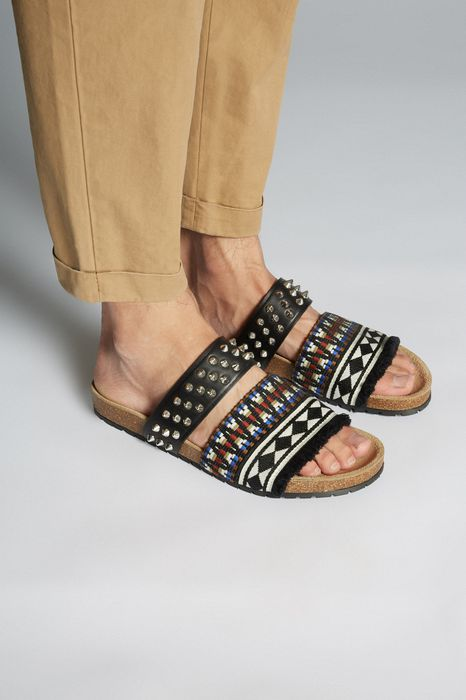 safari ethno berk sandals обувь Для Мужчин Dsquared2