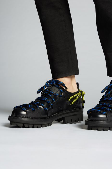 bad scout bungy jump lace-ups shoes Man Dsquared2