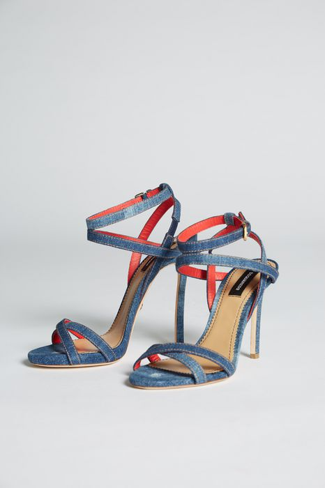 basic sandals shoes Woman Dsquared2