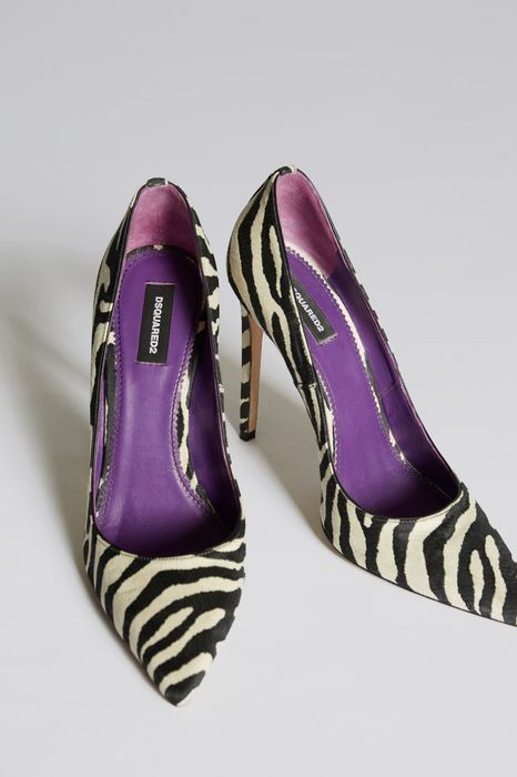safari pumps shoes Woman Dsquared2