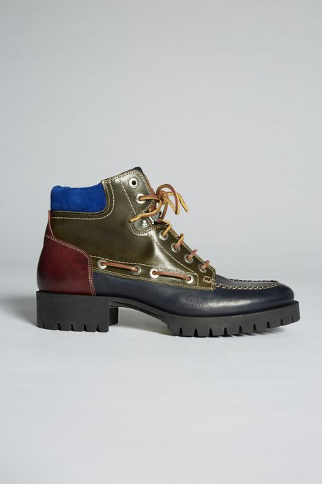 bad scout ankle boots shoes Man Dsquared2