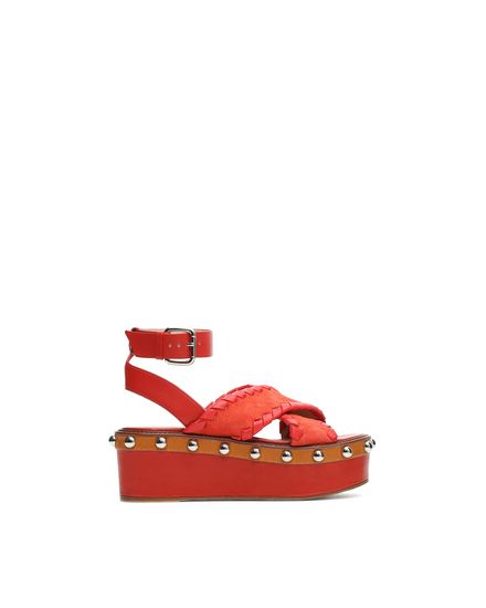 REDValentino Wedge Woman PQ0S0A77SMS C61 a