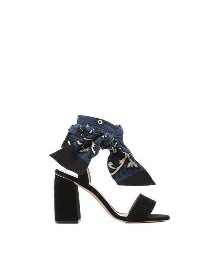 REDValentino High-heeled sandal Woman PQ0S0A72QXM QDJ a