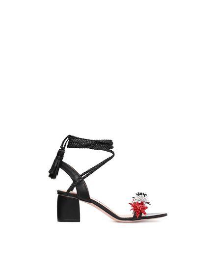REDValentino High-heeled sandal Woman PQ0S0A84KUS G6R a
