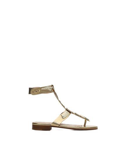 REDValentino High-heeled sandal Woman PQ0S0A58TGS G4X a