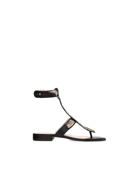 REDValentino High-heeled sandal Woman PQ0S0A58PRK 0NO a
