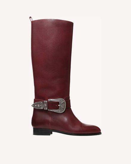 REDValentino Boot Woman QQ2S0B18MZB W53 a