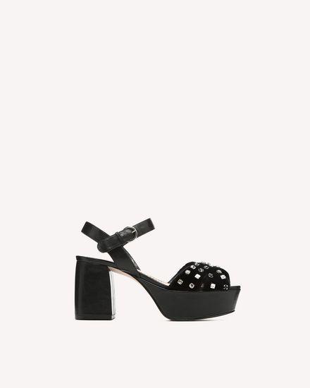 REDValentino High-heeled sandal Woman QQ2S0B34WWX 0NO a