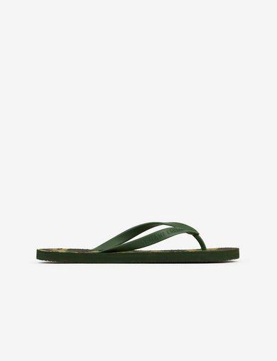아르마니 익스체인지 플립플랍 Armani Exchange FLIP-FLOPS,Green