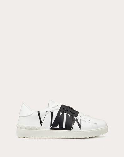 Open Sneaker with VLTNSTAR Print