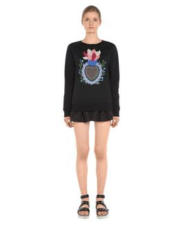 REDValentino MR0MF04H3AP 0NO Sweatshirt Woman f