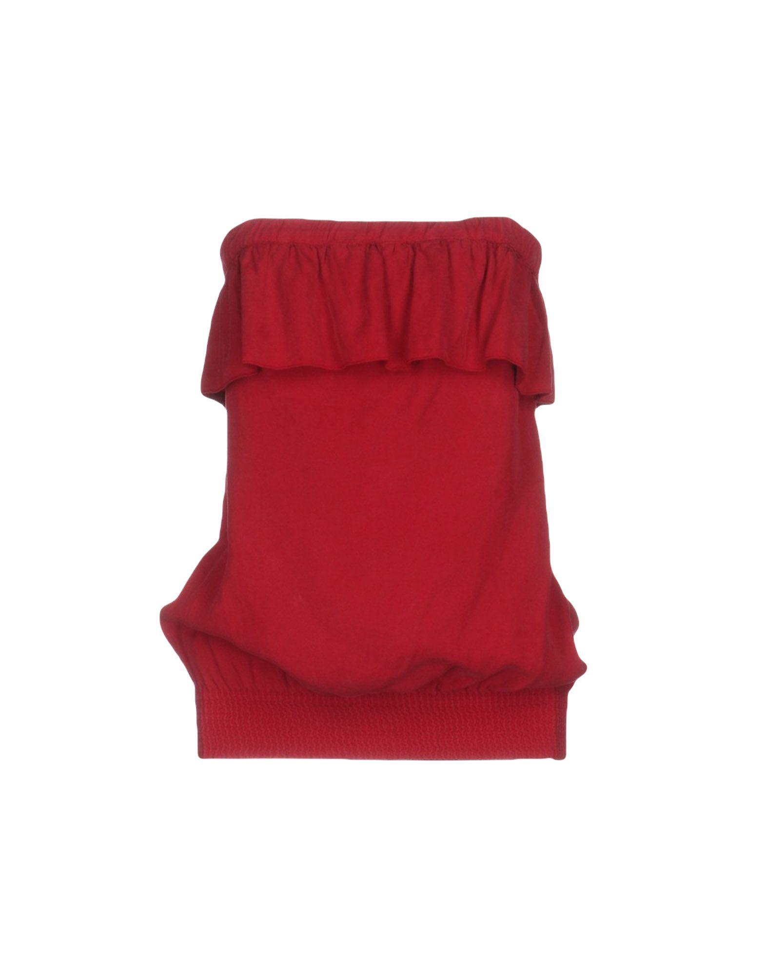 Top liu •jo jeans femme. rouge. 36 - 40...