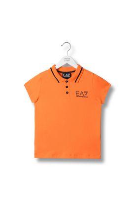 Armani T-Shirt manica corta Uomo t-shirt polo in jersey di cotone