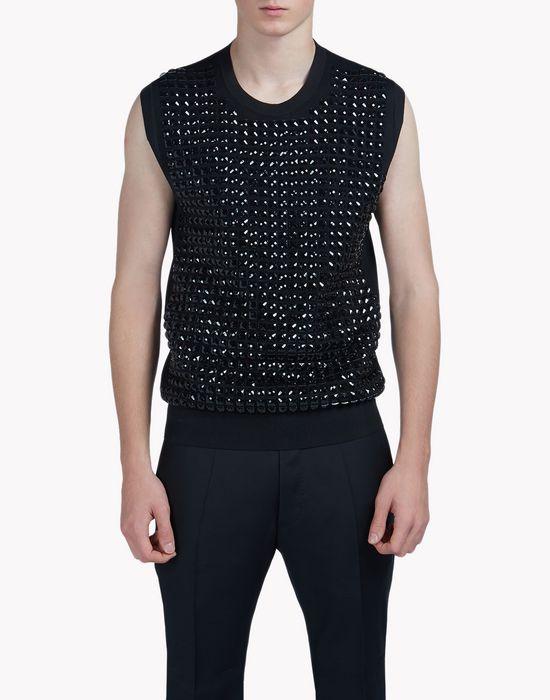 embellished vest top wear Man Dsquared2