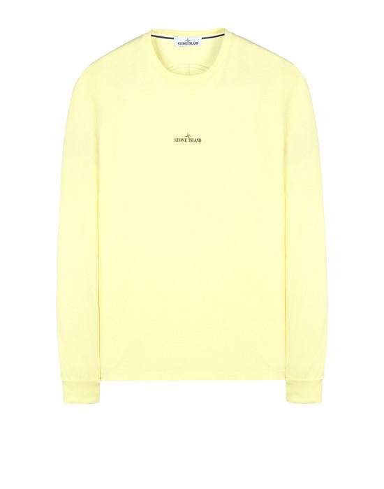 STONE ISLAND Short sleeve t-shirt 2ML83 DOUBLE PIN