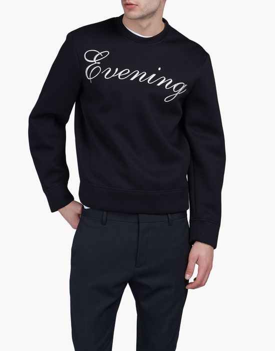 evening sweatshirt top wear Man Dsquared2
