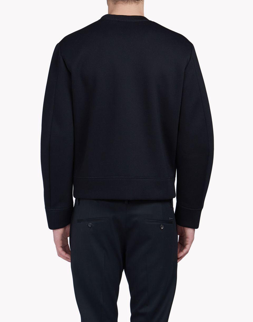 evening sweatshirt top wear Man Dsquared2